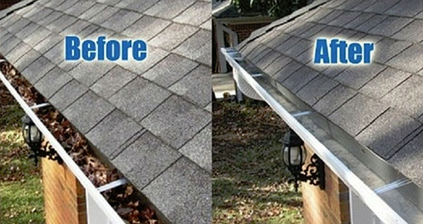 Gutter Cleaning Minneapolis MN