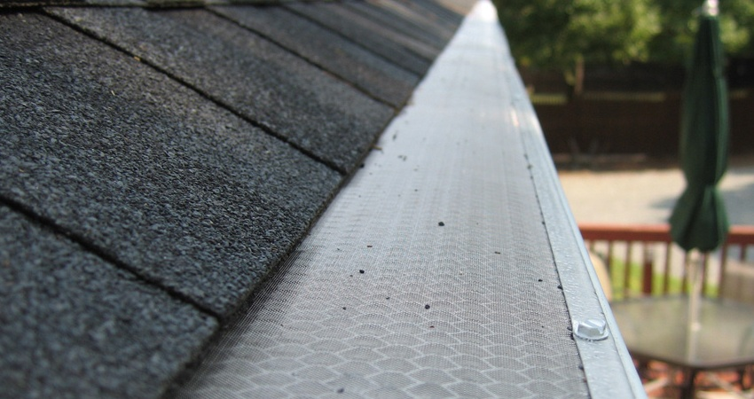gutter guard anoka