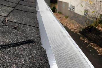 Gutter Screen