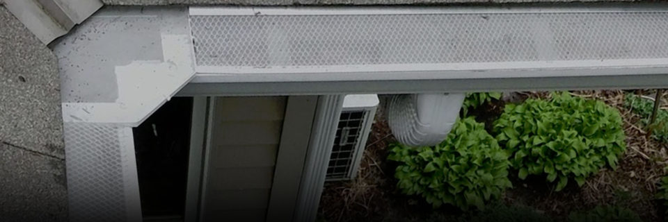 Gutter Filter gutter protection allows nothing